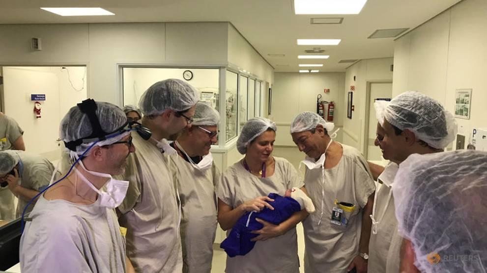 全球首例已故捐赠者子宫移植孕育婴儿在巴西诞生