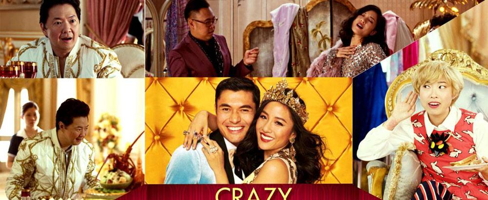 《摘金奇缘》全亚裔阵容、讽刺拜金  中国观众不买账