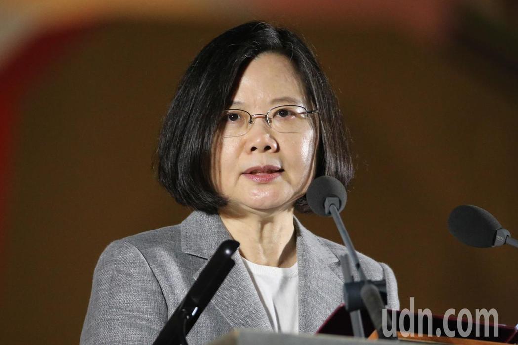 """台媒曝蔡英文被""""逼宫"""" 民进党""""延禧攻略""""正上演"""