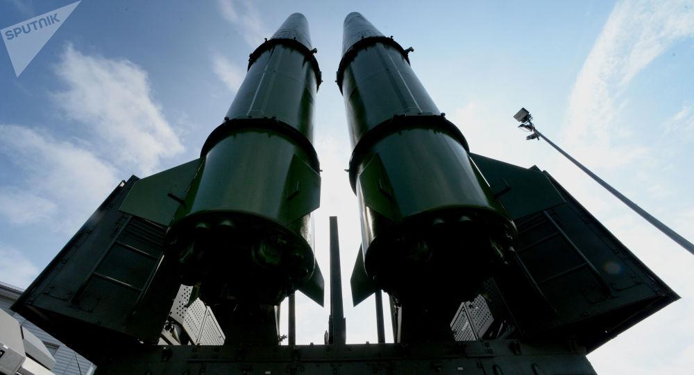 俄专家:美国试图阻止俄生产伊斯坎德尔导弹