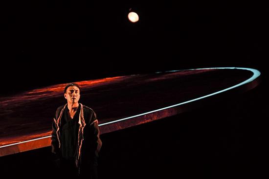 胡军《哈姆雷特》世界巡演首场北京站圆满成功