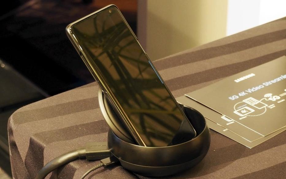 AT&T公布第二款三星5G手机:支持更广泛5G频谱