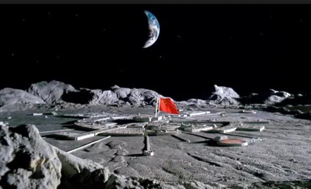 中国将在月球建立科考站