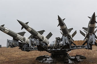 准备迎战俄罗斯?乌克兰测试巡航导弹全部命中