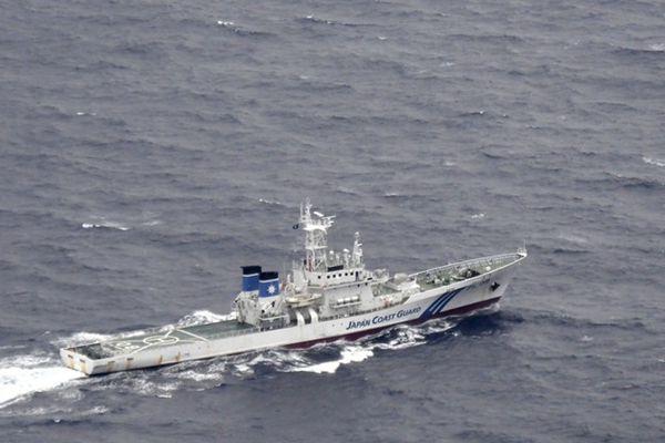 驻日美军两架飞机坠海致5人失踪 搜救工作进行中