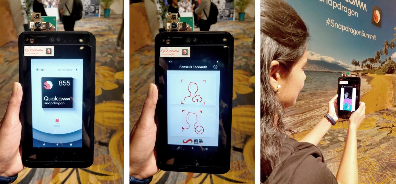用AI丰富5G移动体验 商汤科技亮相骁龙技术峰会