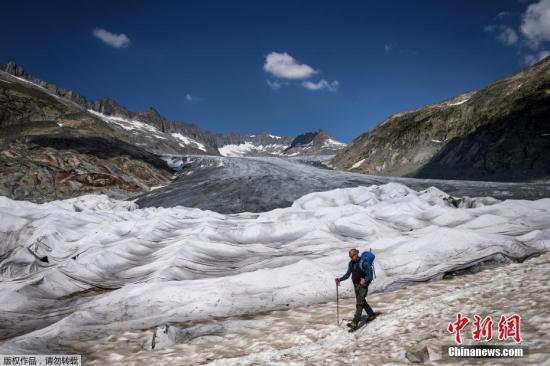 历史上哪一年灾难最多?科学家用冰川研究揭晓答案