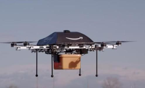阿尔法旗下的Wing将进行无人机送货试验