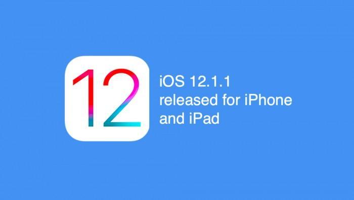 苹果发iOS 12.1.1更新 支持eSIM方式使用双卡