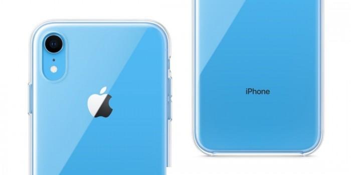 iPhone XR官方透明保护壳上架:售价329元