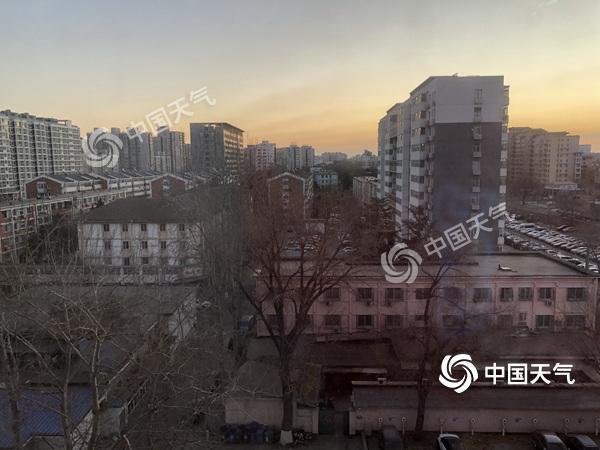 最高气温-2℃!北京迎入冬后最冷一天,仍无缘见雪