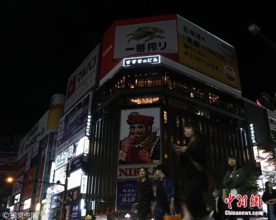 日华媒:在日外国人劳动环境恶劣4年30人死于工伤 有中国人