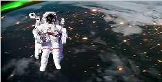 如果宇航员掉进太空,会怎样?