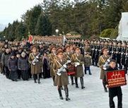 朝鲜为金铁万举行国葬