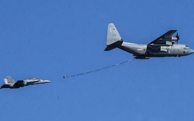 美两架军机日本海岸相撞坠海:致至少1死 仍有5人失踪