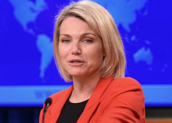 快讯:特朗普任命国务院发言人为下一任驻联合国大使