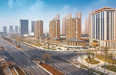 仙林东路全面贯通 句容宝华镇与南京仙林大道无缝对接