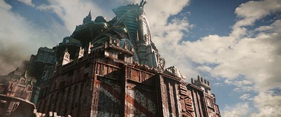 """《掠食城市》获赞""""不朽的史诗"""" 打造奇观世界"""
