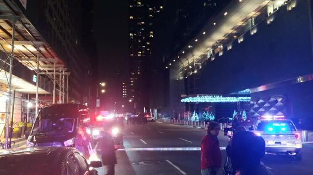 CNN纽约办公室突然收到炸弹威胁 直播节目临时被叫停