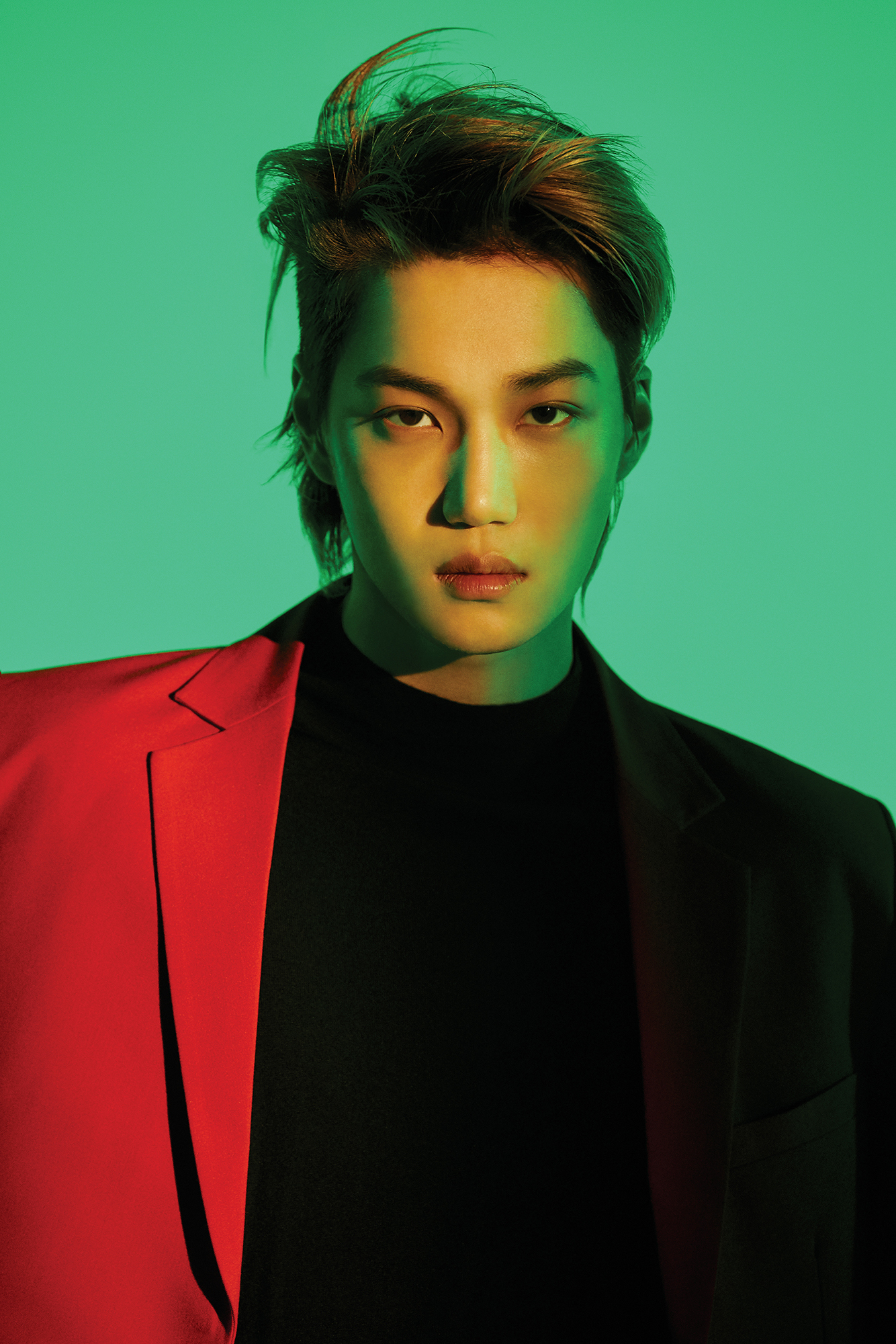 EXO正规5辑后续专辑《LOVE SHOT》回归模式开启