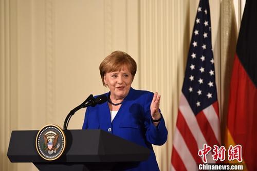 德基民党举行代表大会 默克尔接班人即将产生