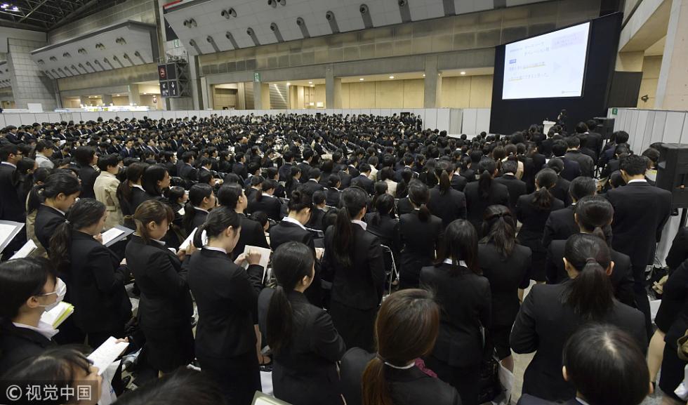 日本应届生最想从事什么工作?这个行业排在第一