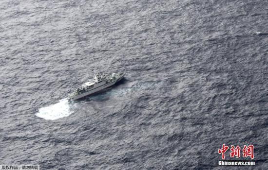 日媒:美坠落军机1名获救者确认死亡 搜救工作继续