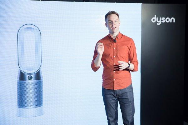 戴森发布全新Pure Hot+Cool空气净化暖风扇及戴森Lightcycle台灯