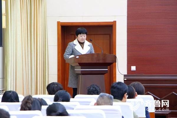 """点赞!临朐这位农家妇女被评为2018年度""""全国百名杰出新型职业农民"""""""
