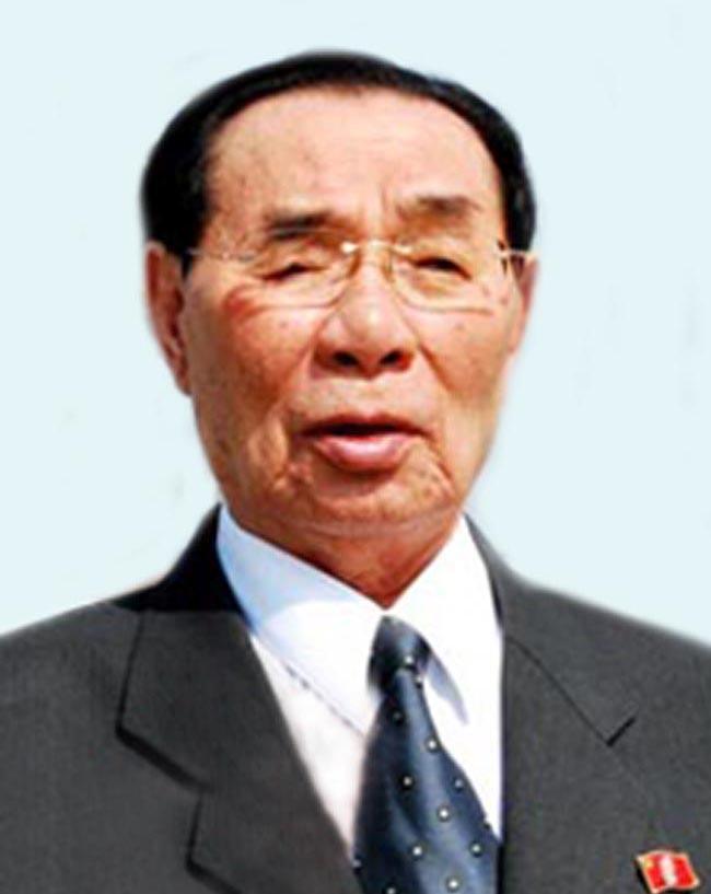 朝鲜为抗日游击队元老金铁万举行国葬 现场图公开