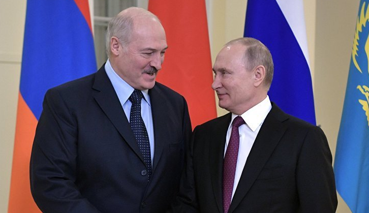 白俄罗斯总统就供气价格争议向普京道歉:我措辞不当
