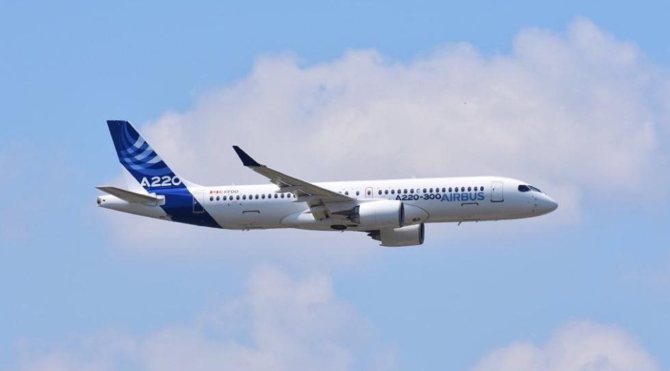 空客A220飞机自动着陆能力获EASA认证