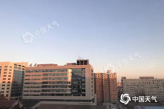 北京阵风7级气温创新低 或迎33年来最冷大雪节气