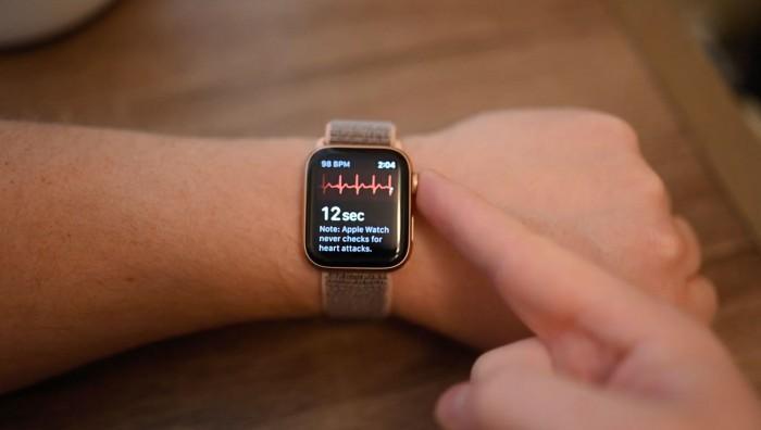 Apple Watch Series 4的心电图功能上手体验