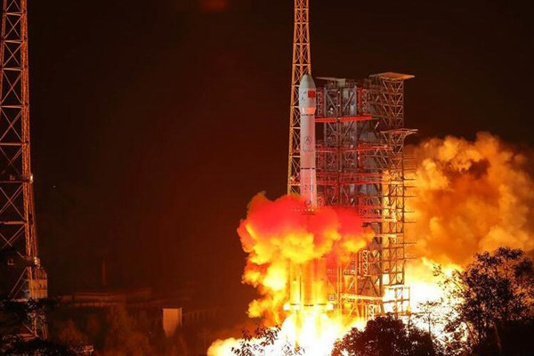祝贺!我国探月工程嫦娥四号探测器成功发射
