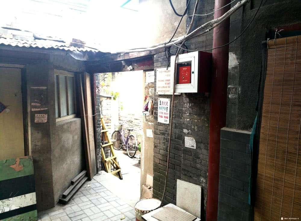 """北京消防全面""""体检""""老旧小区平房院落消防安全"""