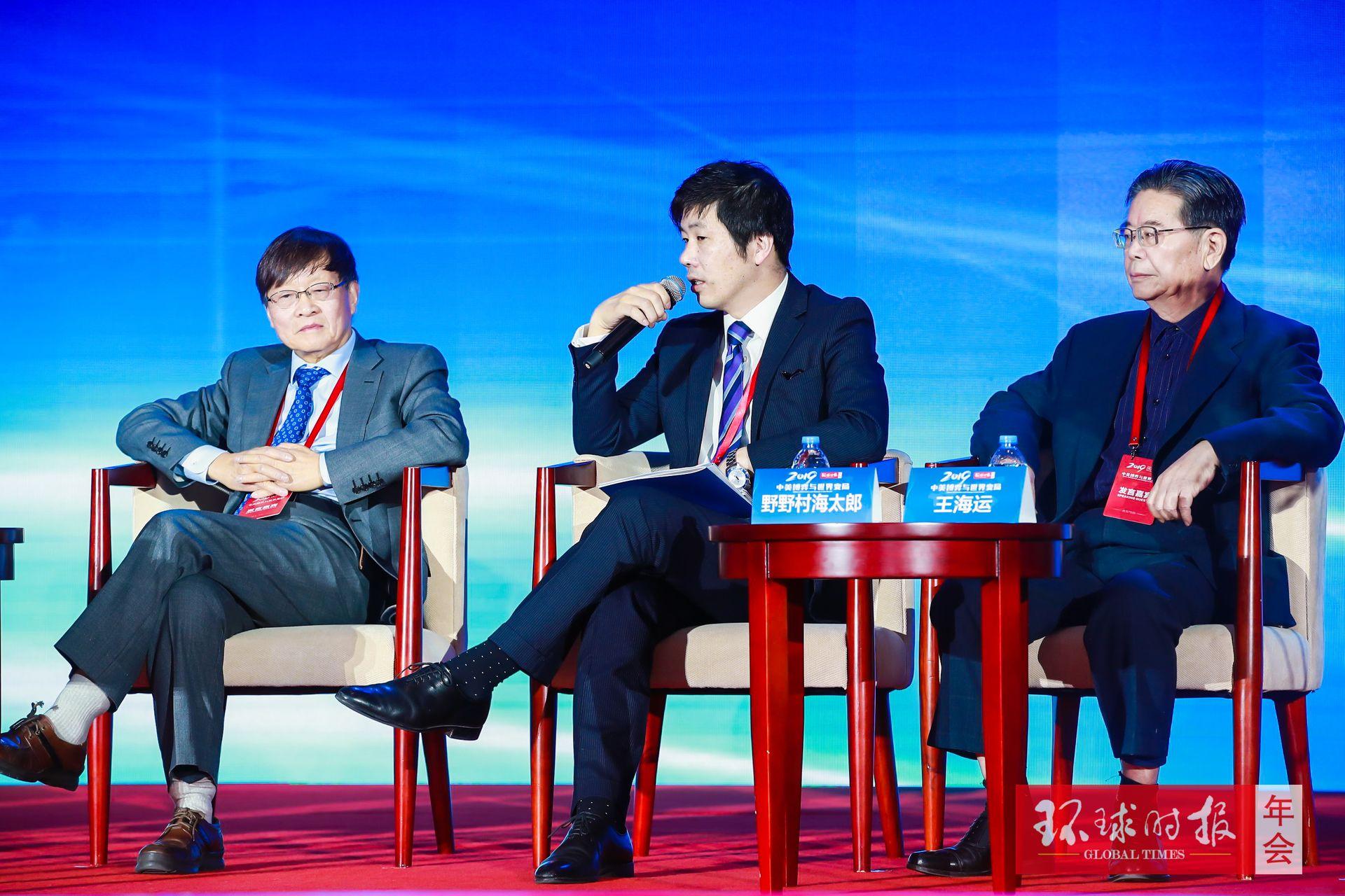 野野村海太郎:中国改革开放为周边带来福利,向中国人民和政府表示敬意