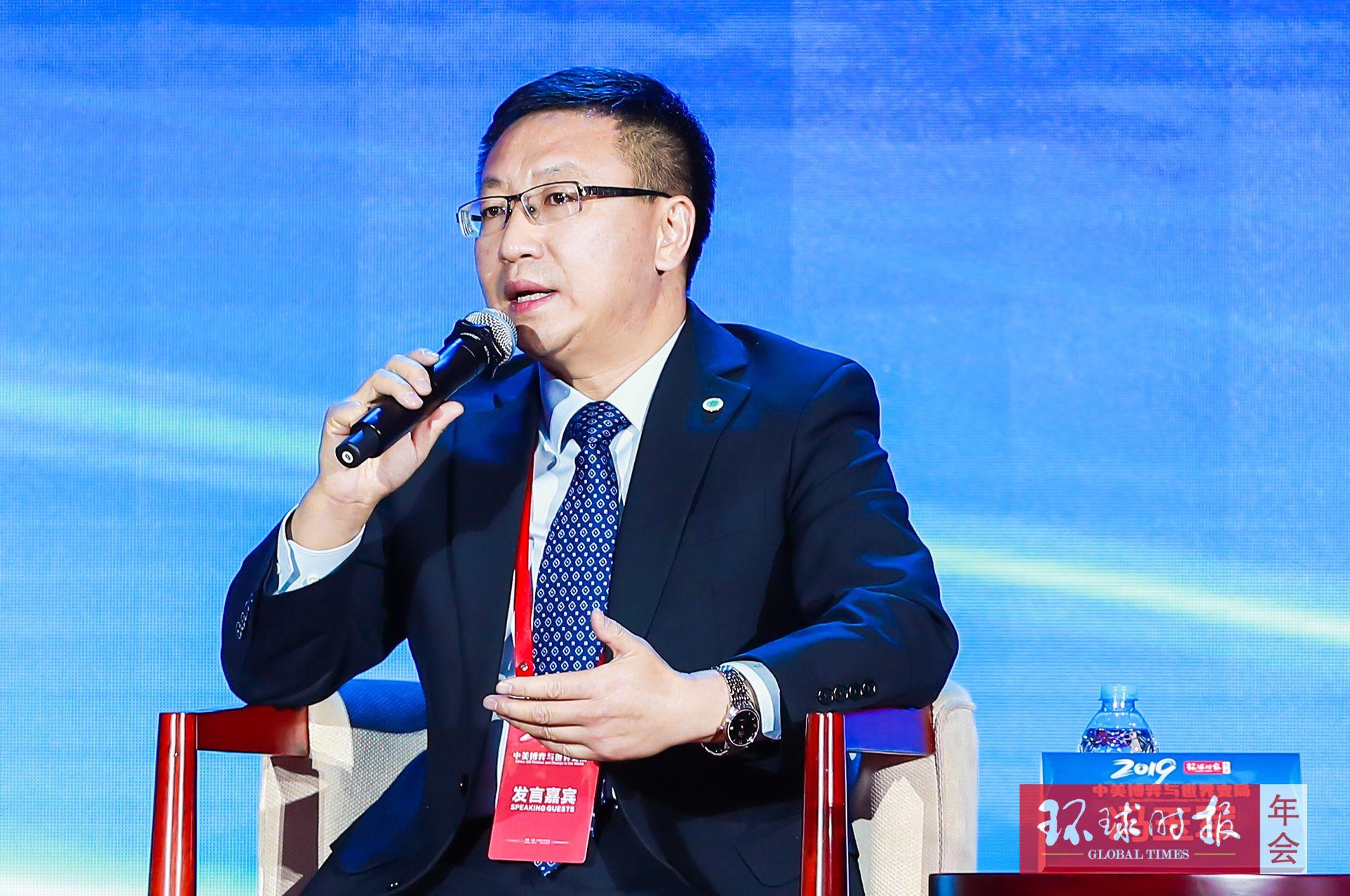 复旦大学学者冯玉军:中国好,就是世界好