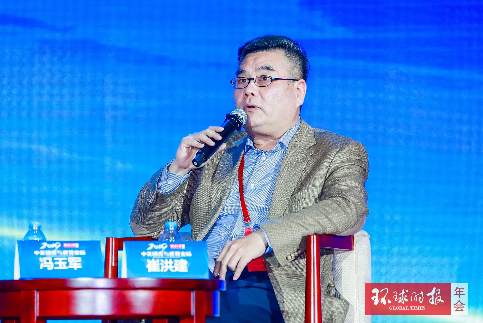 崔洪建:四组关系可以决定中国未来的外交环境