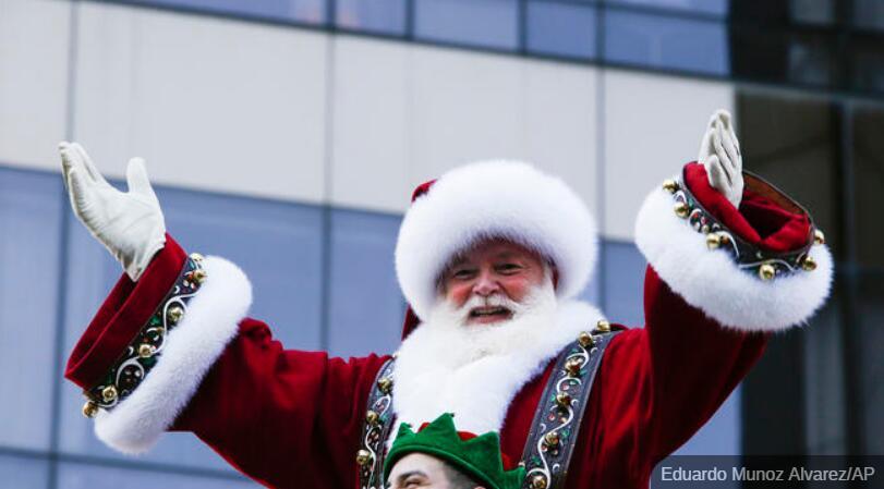 美国一教师因告诉学生不存在圣诞老人 被校方辞退