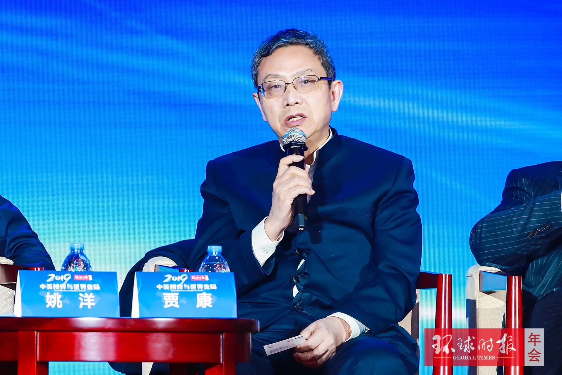 贾康:中国离世界领袖的距离还远