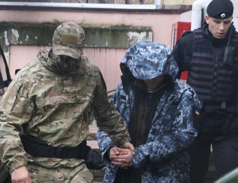 被捕乌克兰船员情况如何?俄方:有吃有穿无抱怨