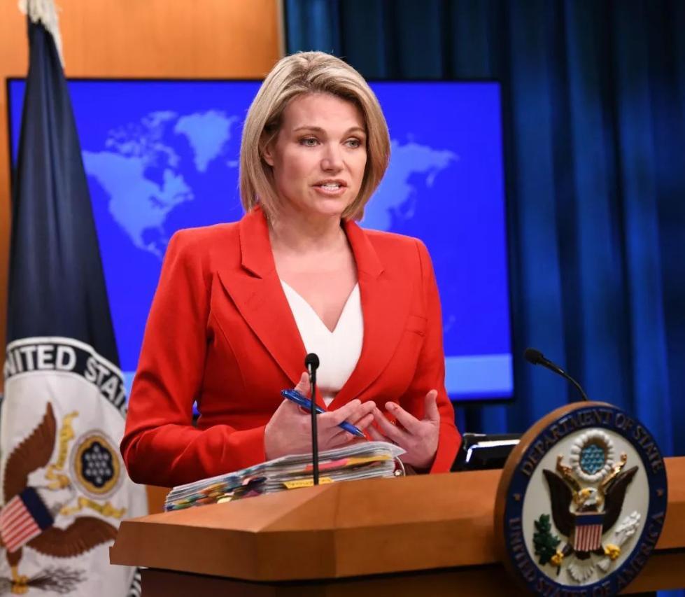 从白宫欣赏的女主播到被提名驻联合国代表 她用了20个月