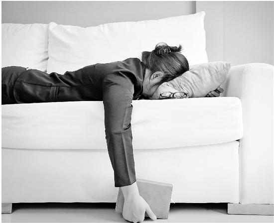 研究表明:太会睡的人,更易招惹心血管毛病