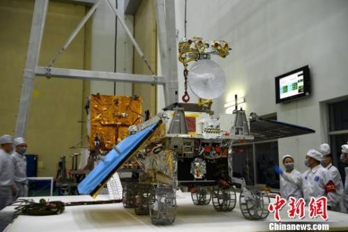 """悉数嫦娥四号""""奔月球背面""""几大挑战"""