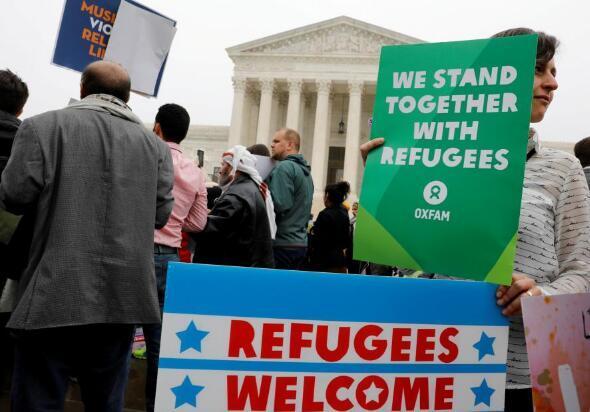 特朗普移民庇护禁令再遇挫!这次被上诉法院否了