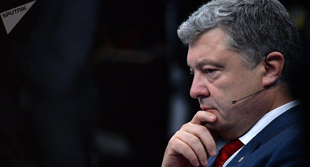 波罗申科:10日将签署停止《乌俄友好条约》效力法案