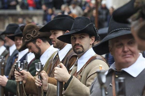 瑞士日内瓦庆祝登城节
