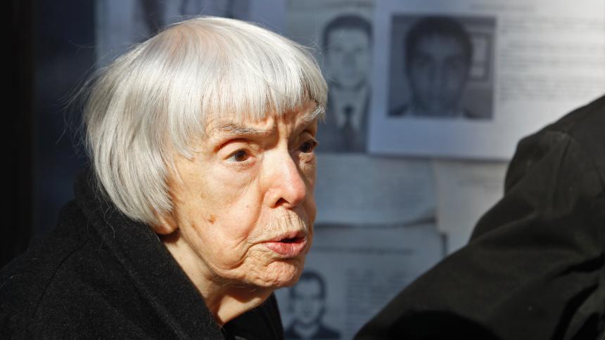 俄罗斯人权组织创始人阿列克谢耶娃去世 90岁生日普京曾登门送祝福