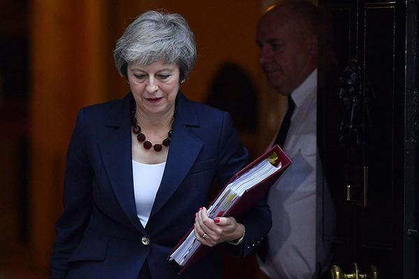 英媒:特雷莎·梅或推迟脱欧协议表决,将与欧盟进行最后磋商